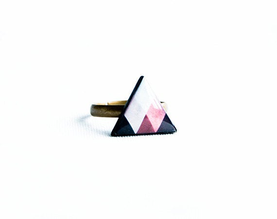 Image of BAGUE TRIANGLE