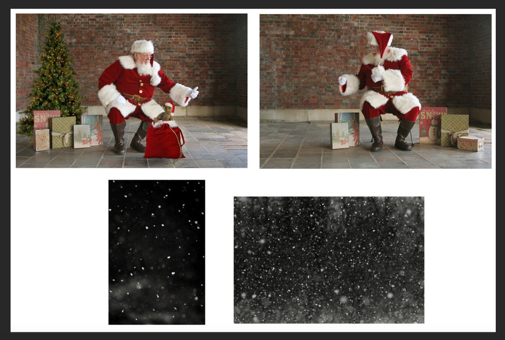 Image of Santa Set
