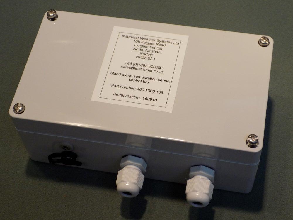 Image of Standalone sun sensor