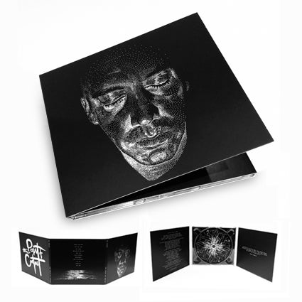 Image of The Point Of Contact - Deluxe 6 Panel CD Digipak (includes sticker pack + download code)