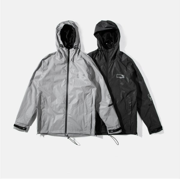 Image of Reflective Ski Jackets