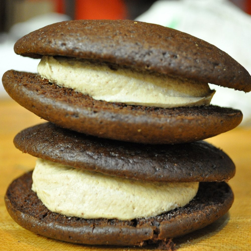 Image of peanut butter whoopie pie