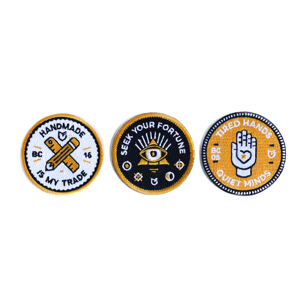 Image of Maker Patches