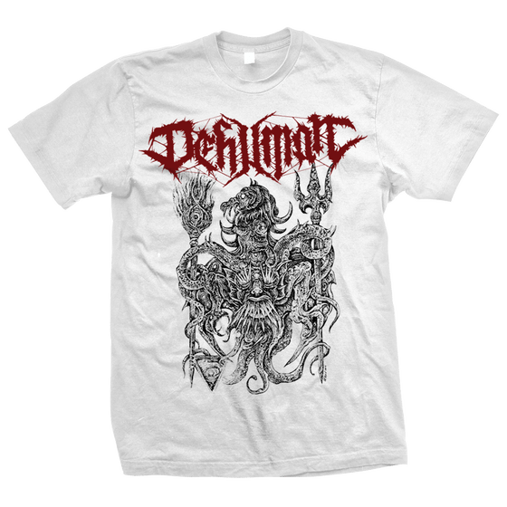 "Image of ""Dead Sun"" White T-Shirt"