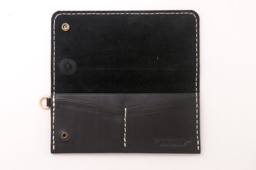 Image of WitCo. Black Magic Trucker Wallet