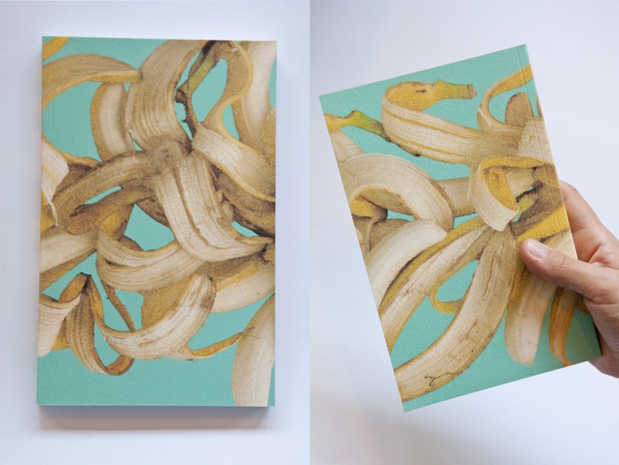 Image of Banana Notebook