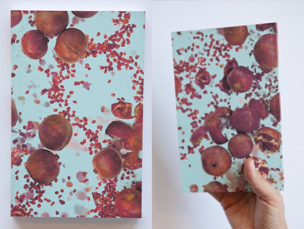 Image of Pomegranate Notebook