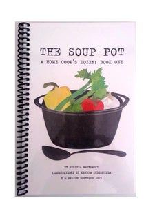 Image of The Soup Pot Cookbook