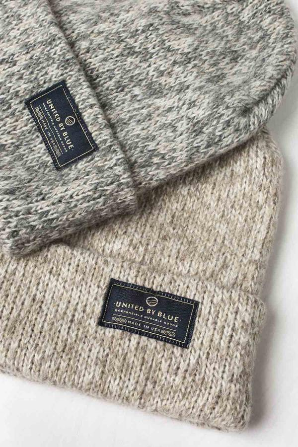 Image of United By Blue Ragg Wool Beanie