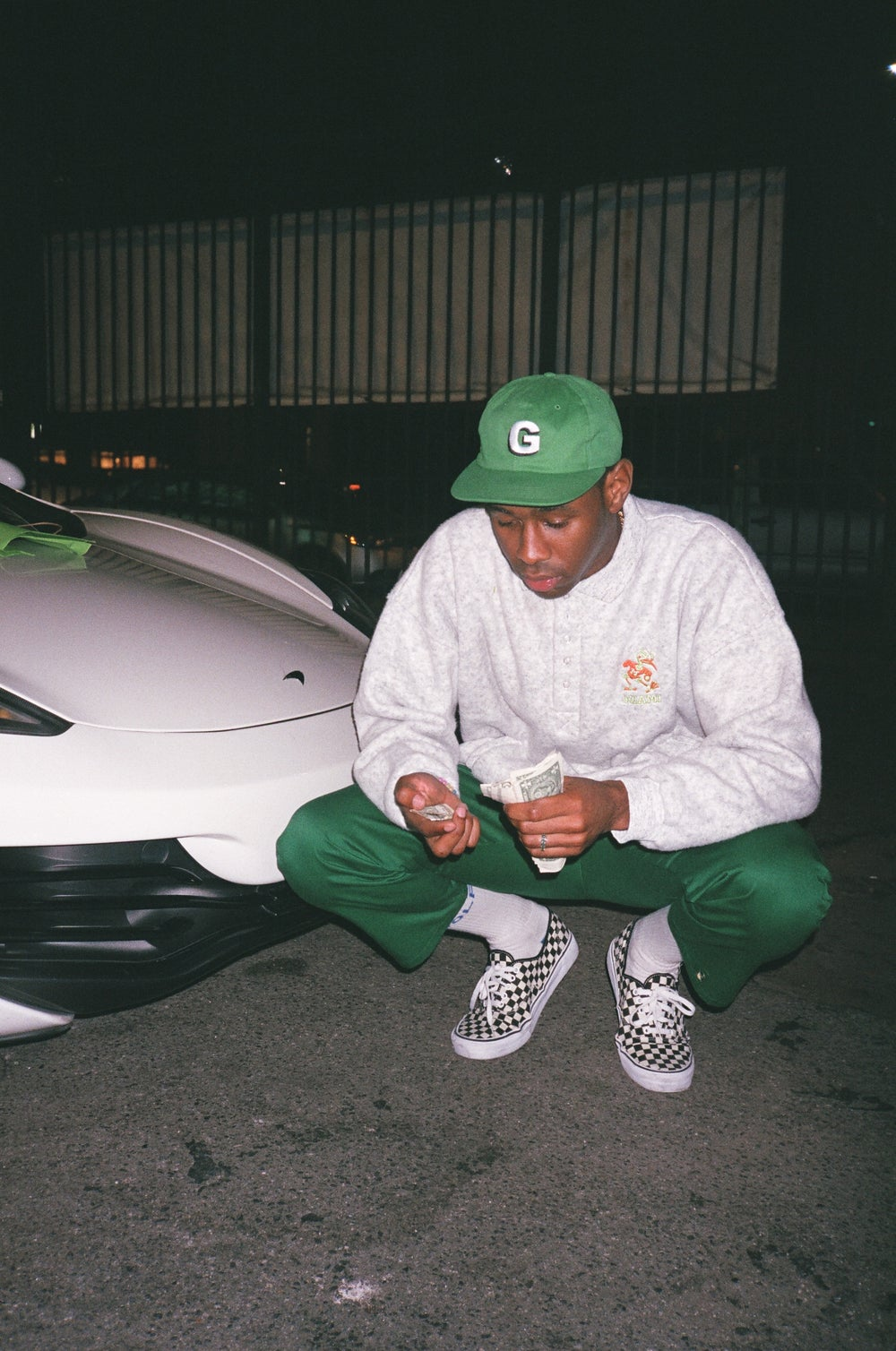 Image of Tyler The Creator - McLaren Print.