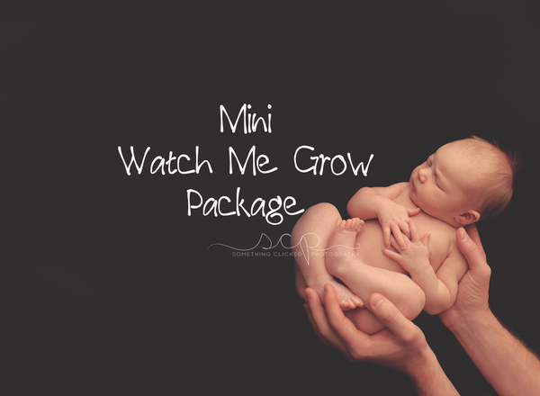 Image of Mini Watch Me Grow Package