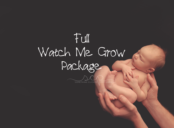 Image of Full Watch Me Grow Package