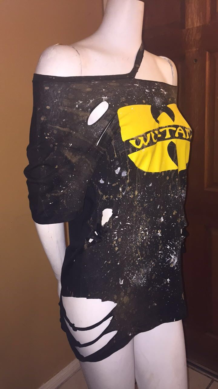 Image of Wu-Tang (Distressed)