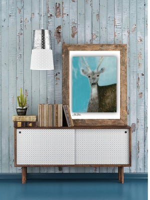 Image of Deer PRINT