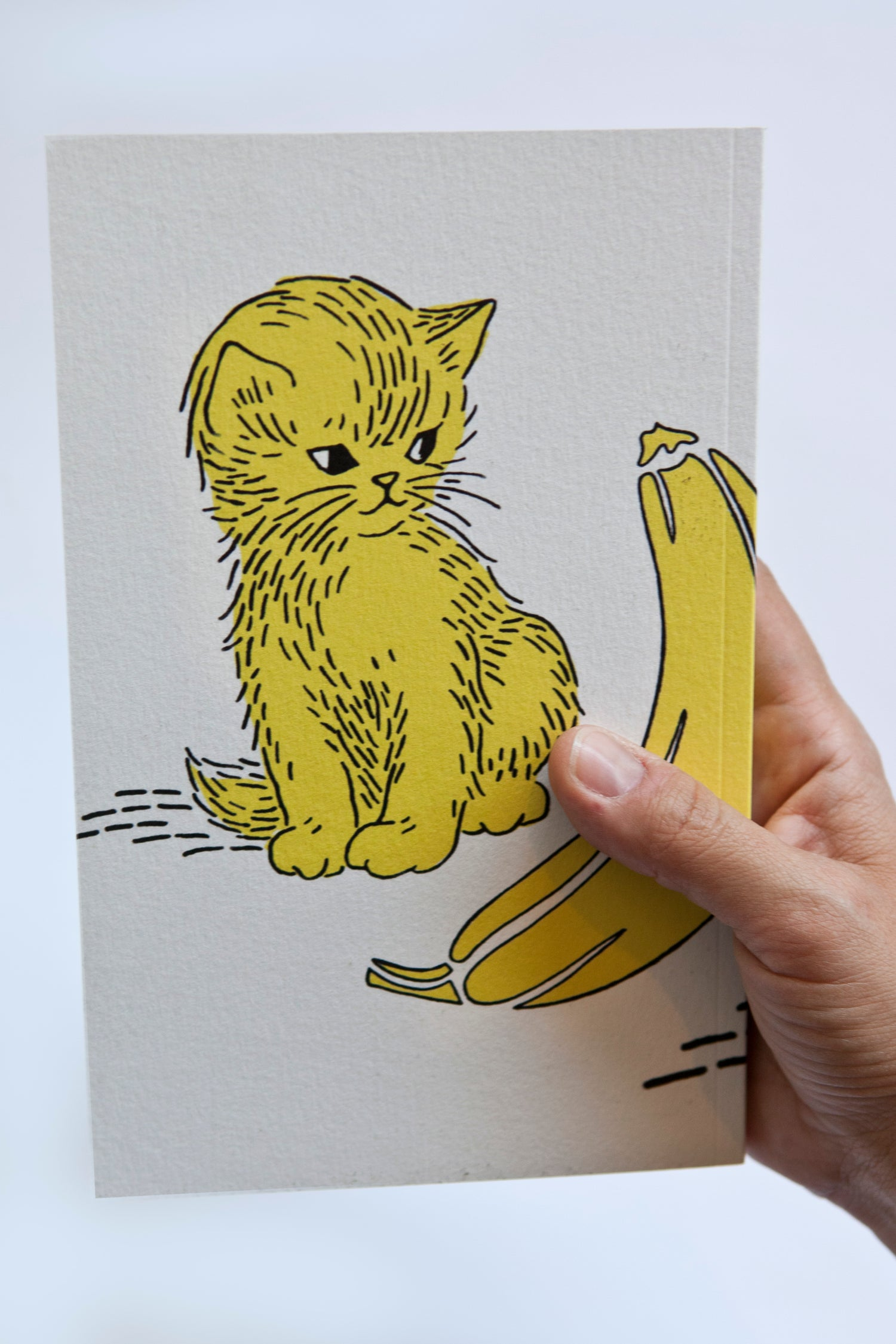Image of Kitty Kat Notebook