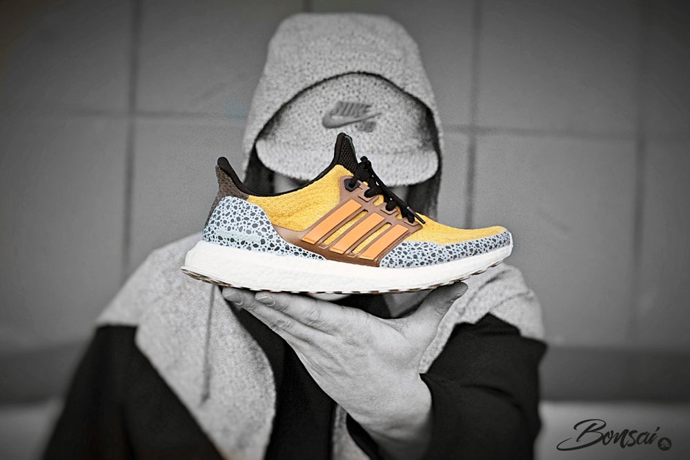 Image of Adidas Ultra Boost Safari