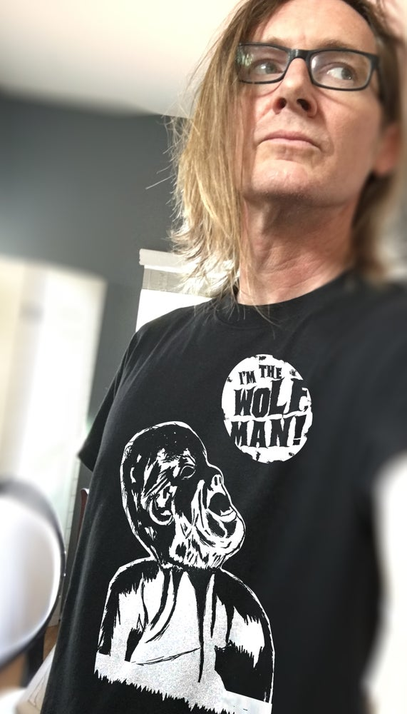"Image of ""I'm The Wolf, Man!"" T-shirt"
