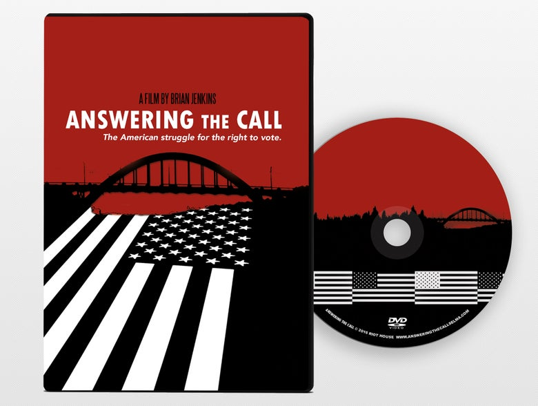 Image of Answering the Call - The American Struggle for the Right to Vote (DVD)