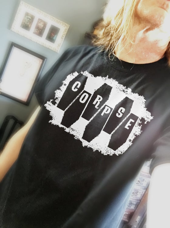 """Image of """"Corpse"""" T-shirt"""