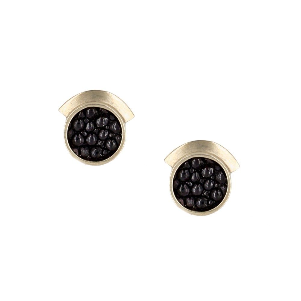 Image of STINGRAY DREAM SEQUINS STUDS