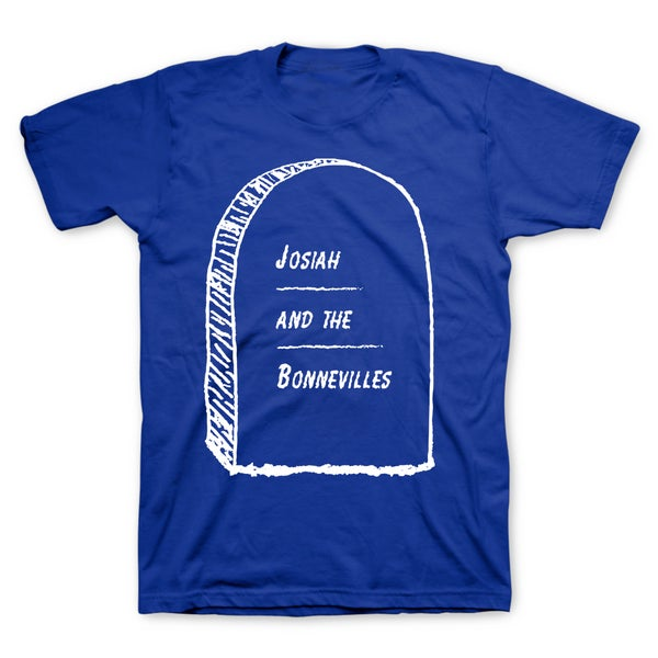 Image of Blue Vonnegut Tee