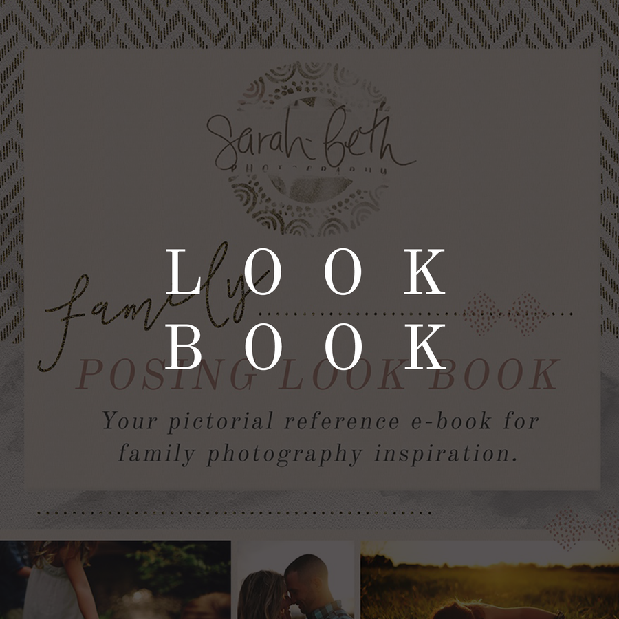 Image of SBP Family Posing Look Book