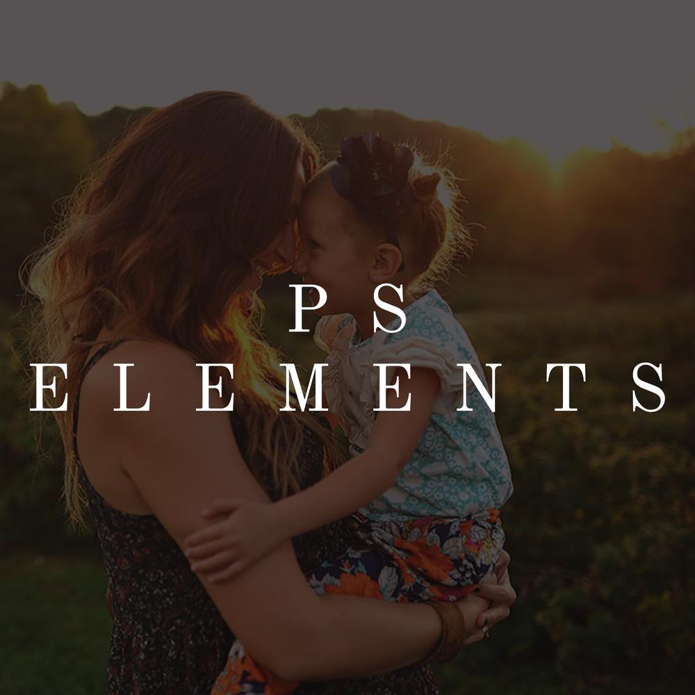 Image of SBP Matte & Haze Set for PS Elements, all versions
