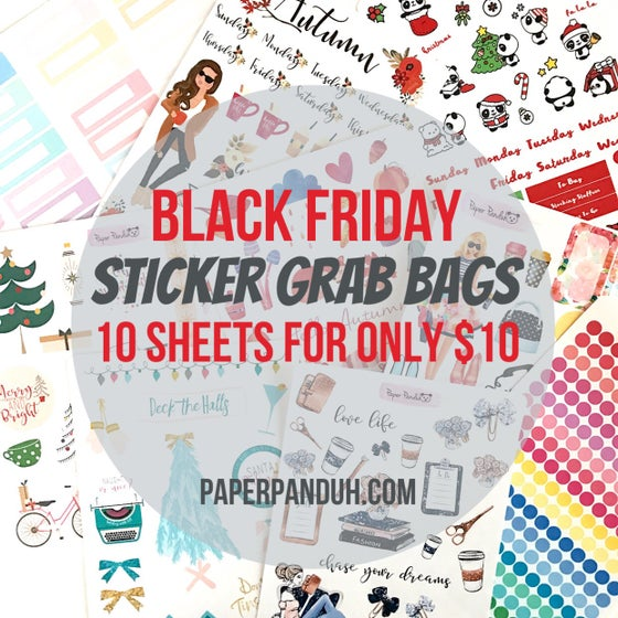 Image of STICKER GRAB BAGS