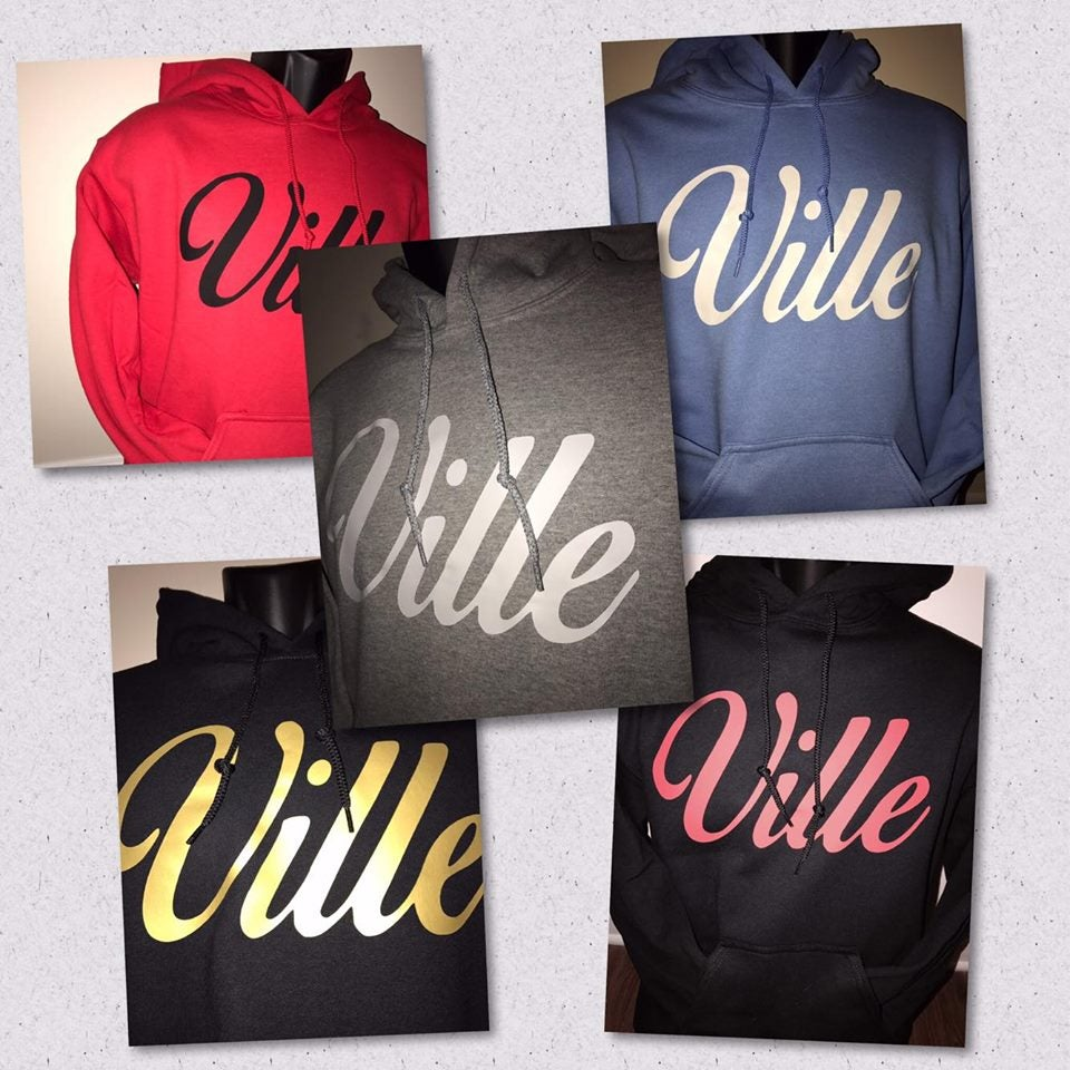 Image of Ville Hoodies (Black Friday Sale)
