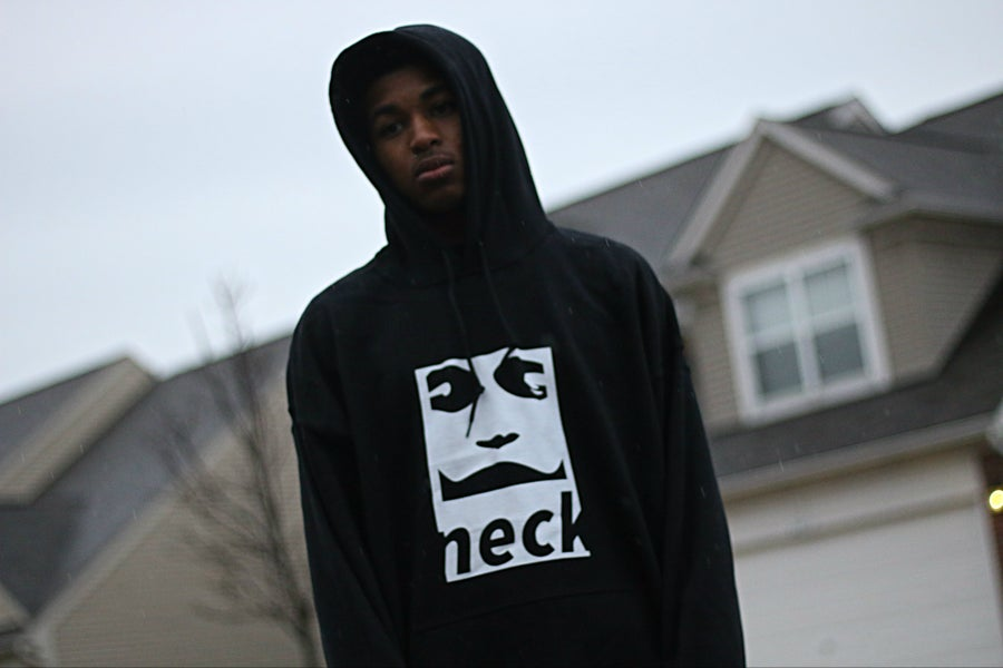 Image of NECK FACE ORIGINAL HOODIE *FINAL SALE!