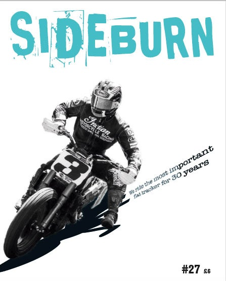 Image of Sideburn 27 Cover 1