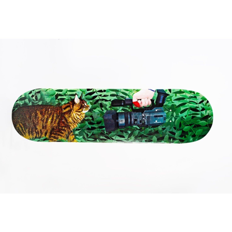 Image of Spectrum Skateboard Co. - John G. Slaby deck
