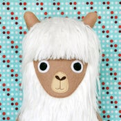 Image of Alice the Alpaca