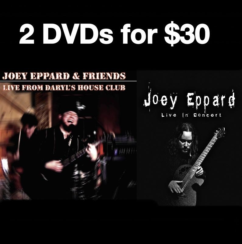 Image of 2 DVDs for $30 DEAL!!!
