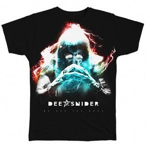Image of Dee Snider-We Are The Ones Album T Shirt