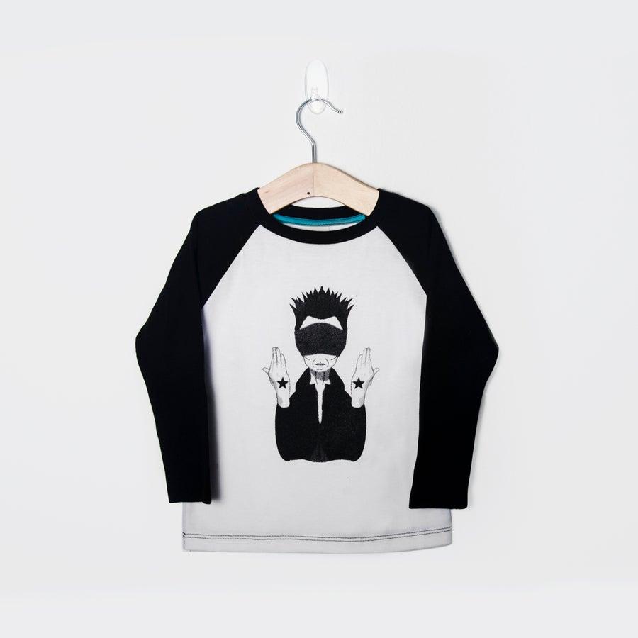 Image of Camiseta Bowie-Lazarus