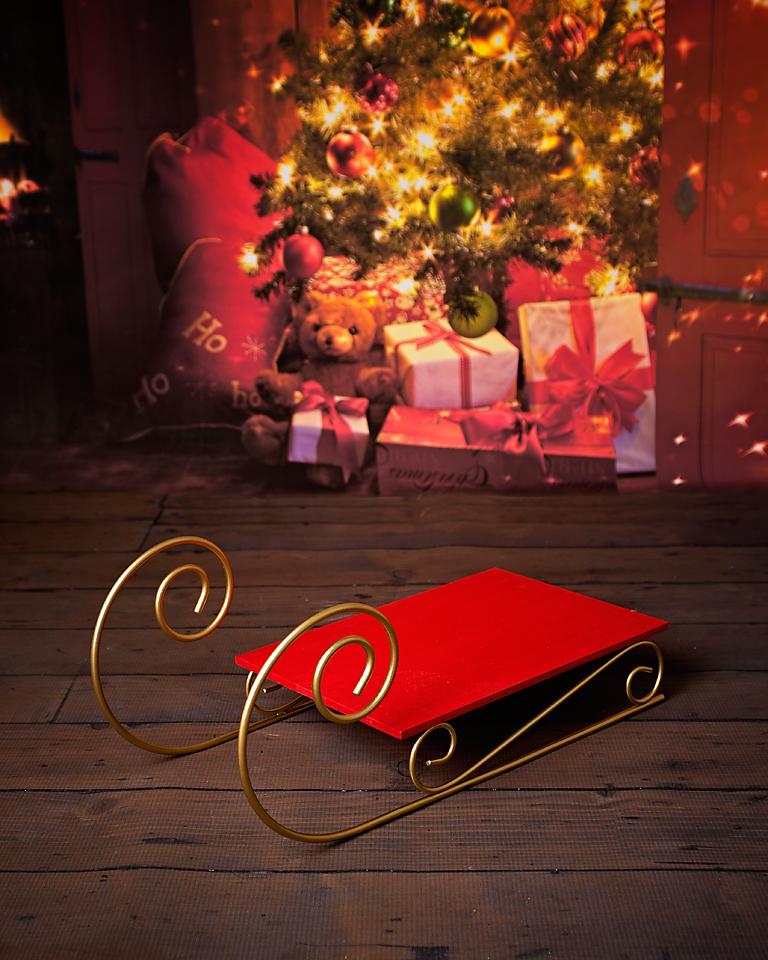 Image of Christmas Sleigh / Sledge