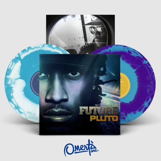 Image of Future - Pluto [2xLP] OMINC001