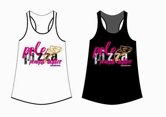Image of POLE . PIZZA . PEANUT BUTTER Vest