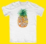 """Image of 5 Zero Clothing """" You Had Me At Aloha """"  White"""