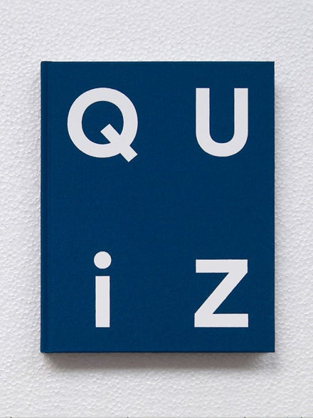Image of QUIZ