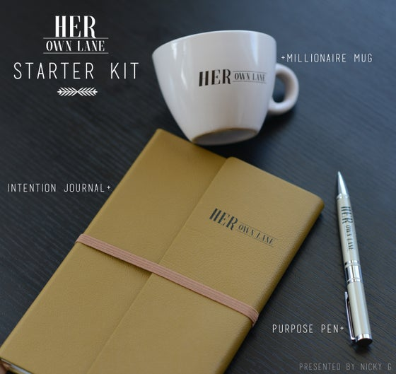 Image of Her Own Lane: Starter Kit