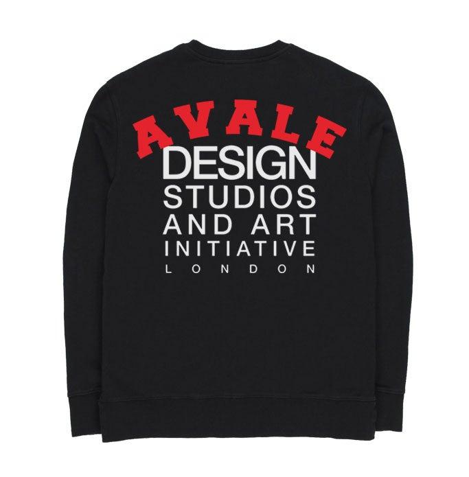 Image of Black 'Black Friday' Sweatshirt