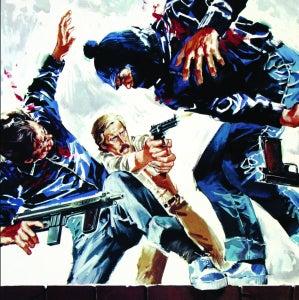 Image of Guido & Maurizio De Angelis - Roma Violenta - 2xLp - Red Ultd