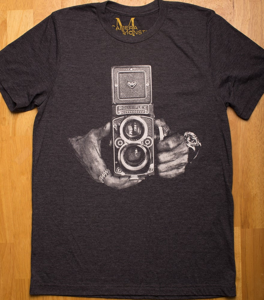 Image of Rolleiflex Graphic Tee