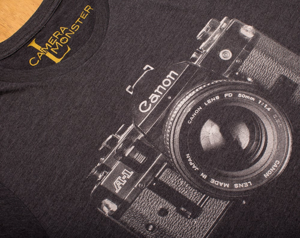Image of Canon A1 Graphic Tee