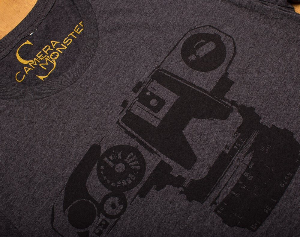 Image of Classic SLR Camera Graphic Tee