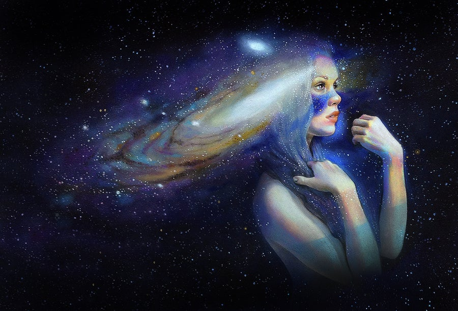"""Image of """"Andromeda"""" Limited Edition Print"""