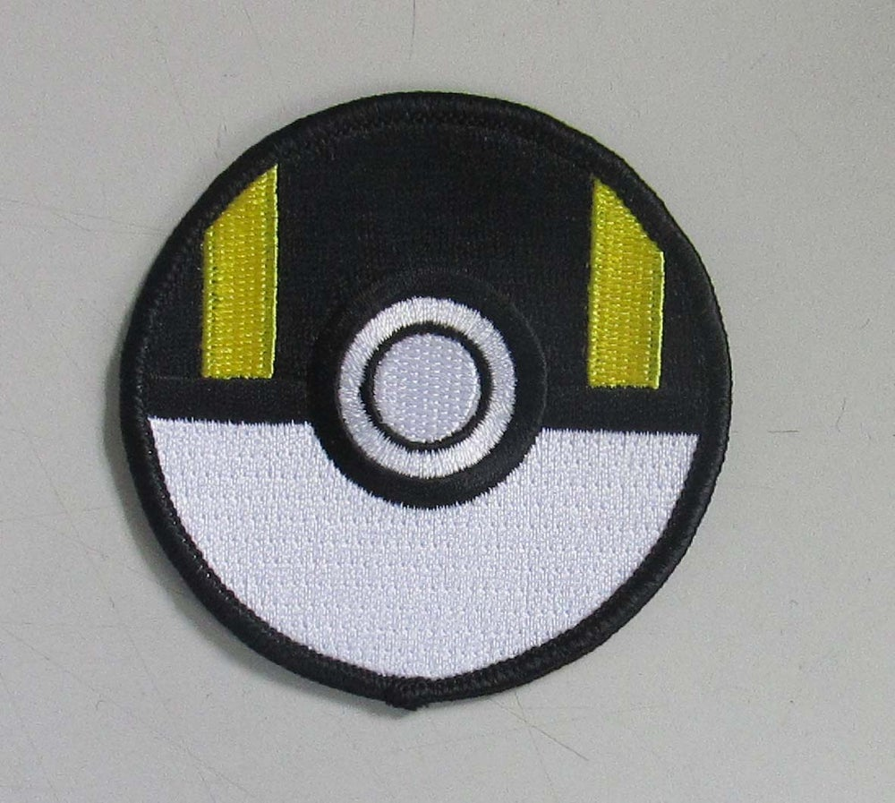 "Image of POGO Ultra Ball 3"" Patch"