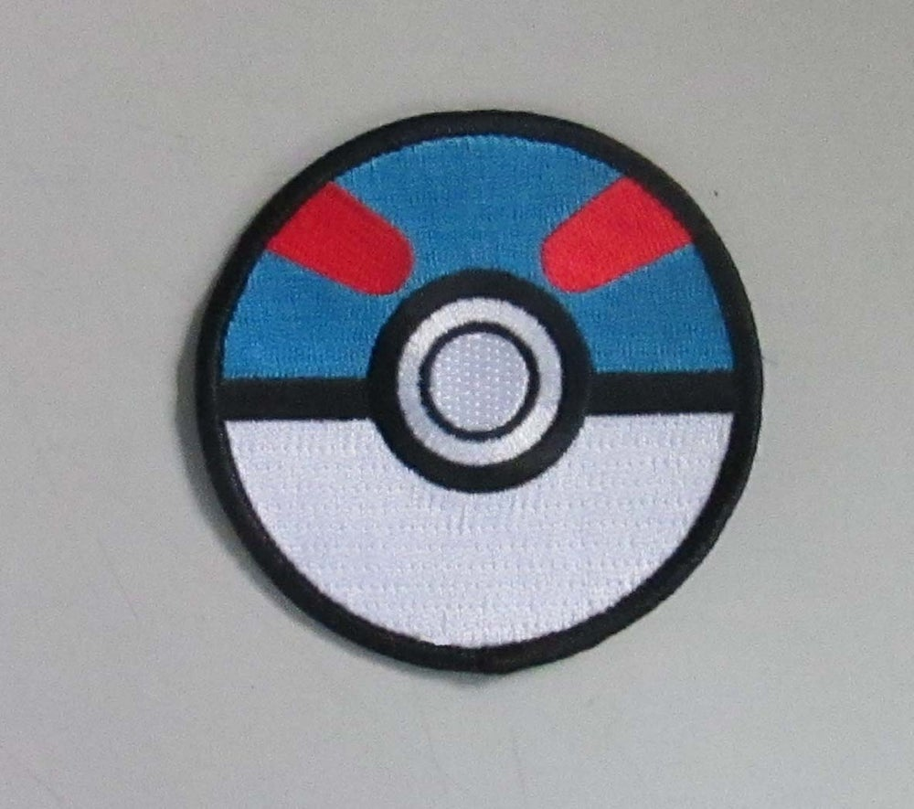 "Image of POGO Great Ball 3"" Patch"